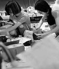 大学校园女创客