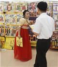 中国情侣韩国婚礼
