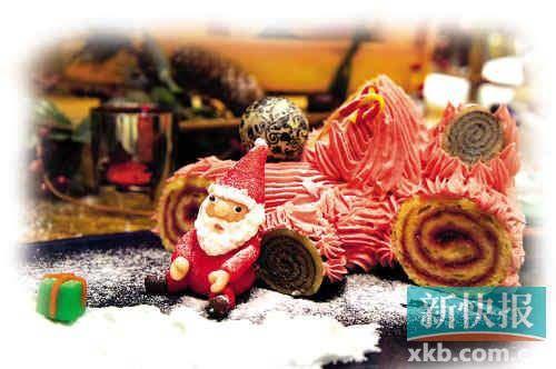吃货们走起今冬和澳门相约一个美食圣诞