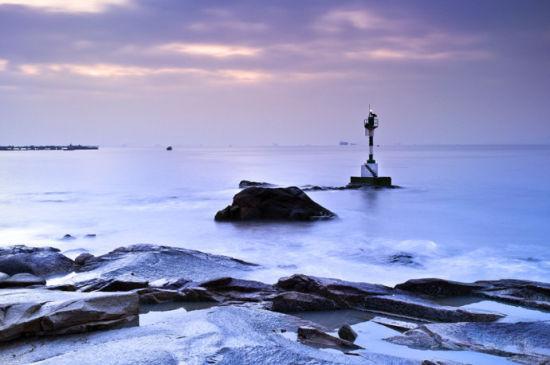 冬日鼓浪屿:被凝结的唯美时光