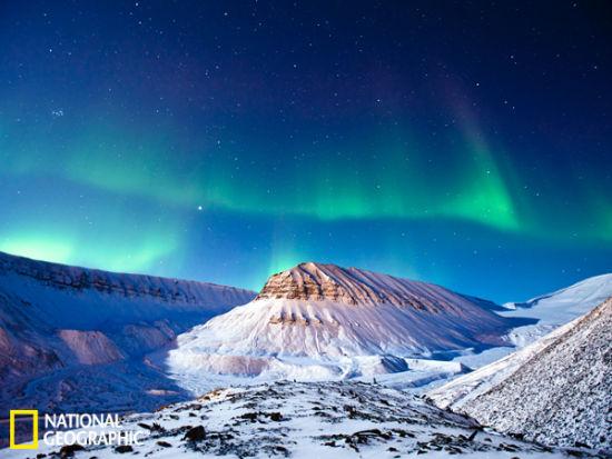 2012国家地理最佳天文图片