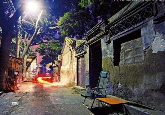 寻找生活的味道北京胡同摄影攻略