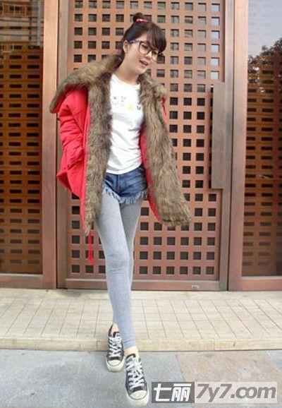 最新冬季时尚潮人服装搭配技巧 竖