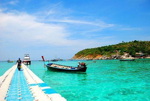 泰国皮皮岛 波光粼粼中的心灵宁静之旅