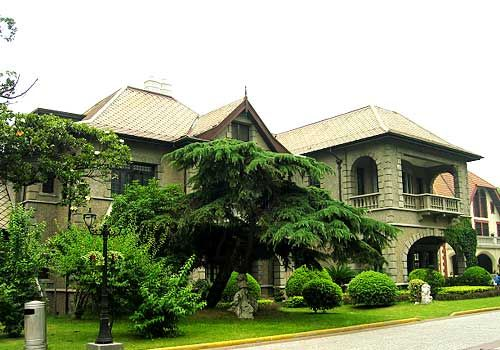 旧梦缭绕的上海老别墅前世今生的风情