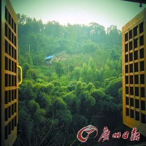 中山古镇:藏身重庆的自然风景