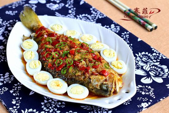红红火火过年菜--美食黄花鱼_头镇微v美食红运大亚湾无锡美食澳图片
