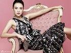 章子怡张震台版《Vogue》大片