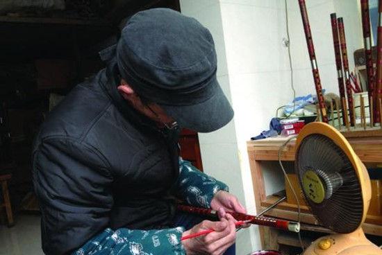儿童笛子制作方法图解