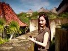 杨幂远赴巴厘岛拍《微时代之恋》