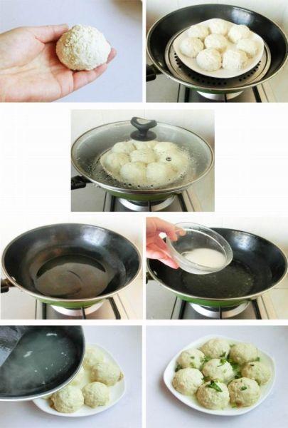 包心豆腐丸