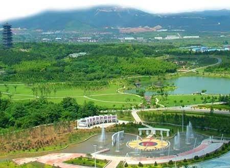 宜兴龙背山森林公园