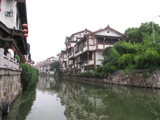 无锡古运河免费景点之南禅寺