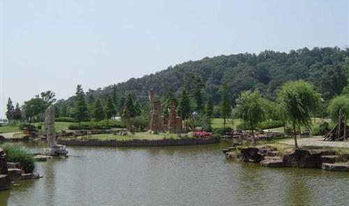 无锡市太湖龙头渚自然风景区位于无锡马山太湖国家