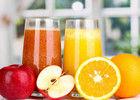 喝对果汁消暑提神很简单