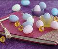 鸡蛋也疯狂色彩斑斓的彩绘鸡蛋