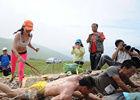 中国首届泥浆大赛举行