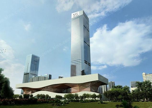 国际金融中心T1T2