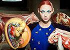 生物实验室上演时尚大片诡异美抢占潮流一线