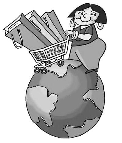 中国人买走全球近半奢侈品 土豪消费文化渐转变