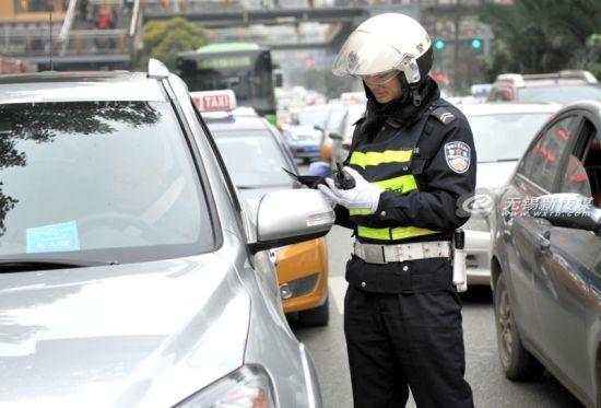 网传无锡32处交警易处罚地段 回应称大多有道理