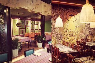 『香巴拉云南餐厅』