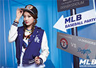 missA秀智棒球风写真运动感十足