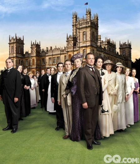 唐顿庄园( Downton Abbey)