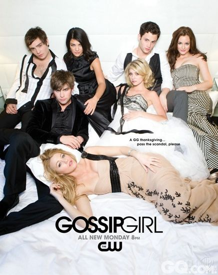 绯闻女孩(Gossip Girl)