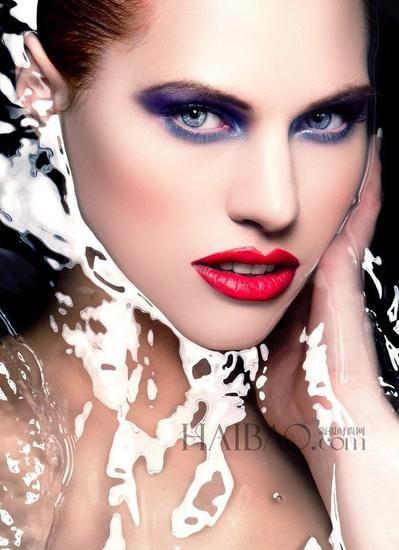 如何判断脸部彩妆是否洗干净了