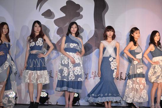 无锡太湖学院服装设计汇报演出