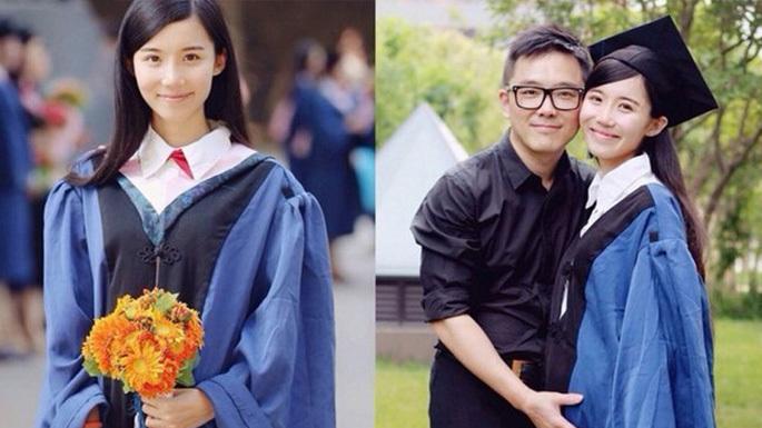 【时尚】美女硕士怀二胎毕业 网友赞人生赢家