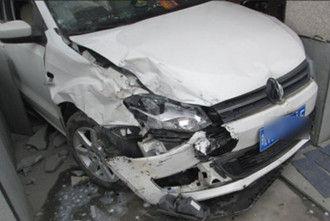 油门当刹车撞4人