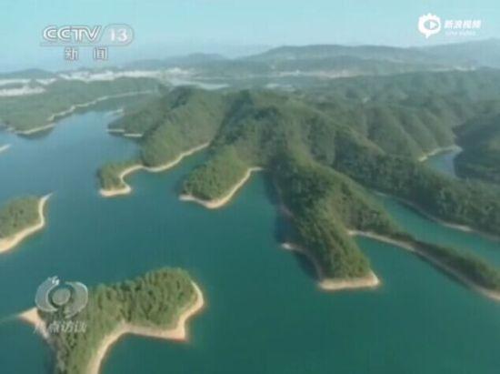 视频:千岛湖高尔夫球场被拆 大块绿草坪被铲除