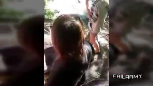 视频:9月各地女士搞笑事件集合